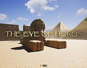 The Eye Of Horus - All Formats 3D model