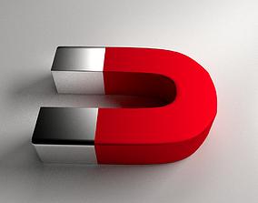Magnet 3D model