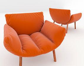 Bonaldo Pil Armchair 3D model