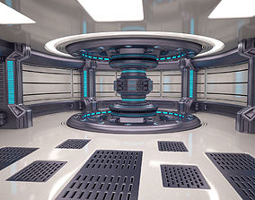 3D model Energy Generator Room