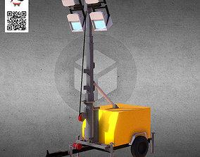 JCB LIGHTING TOWERS 3D model