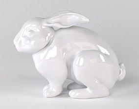 hare 3D Rabbit