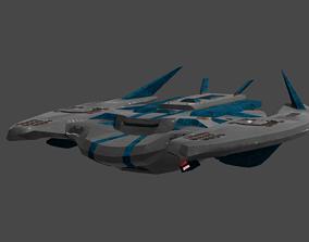 3D print model Captains yacht