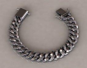 3D print model chain bracelets 10