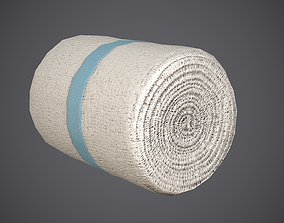 Bandage 3D model