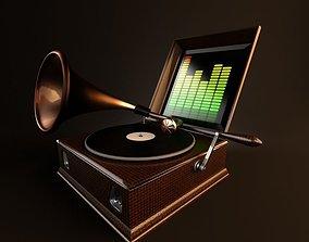the gramophone 3D
