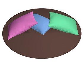 3D model Pillow housewares