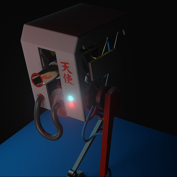 SENTINEL concept bot