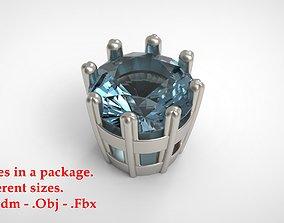 Jewelry 3D print model 11