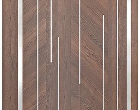 Decor wood Panel 23 3D