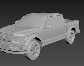 Ford F-150 2020 3D printable model drive