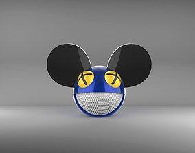 Mouse Helmet 3D print model
