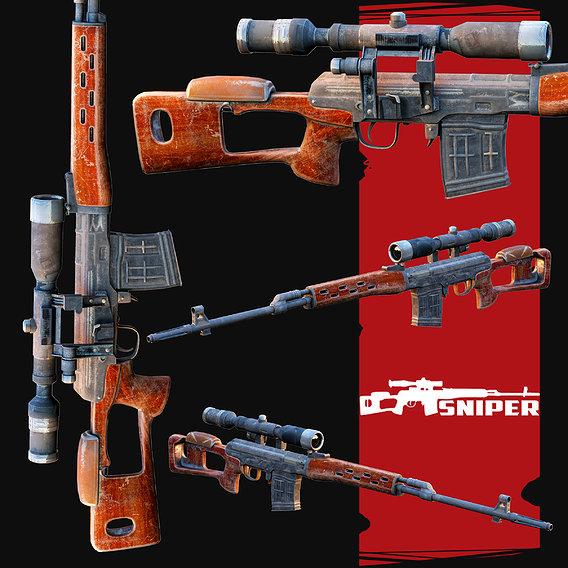 Dragunov Sniper