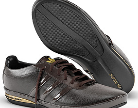 Adidas Porsche Design S3 Leather Brown 3D