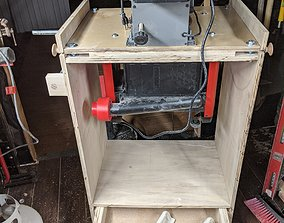 Flip Top Cart 3D