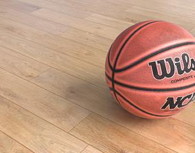 equipment 3D model Basketball
