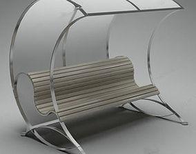 Creative bench 3D print model