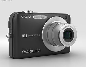 Casio Exilim EX- Z1050 Black 3D model