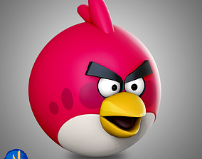 Angry BirdV V02 3D printable model