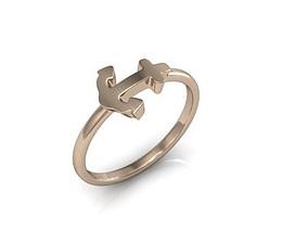 tropic anchor ring 3D print model