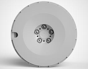 Fifteen52 turbofan and turbomac wheels pack 3D model