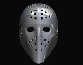 Ice Hockey mask 2 3D print model