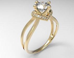 3D print model Ring Lisa STL
