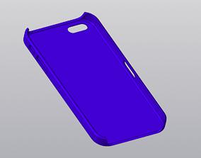 Case for IPhone SE 3D print model