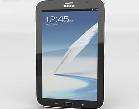 Samsung Galaxy Note 8 0 3D model