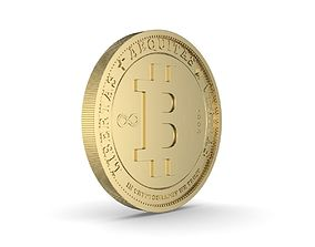 3D Bitcoin Gold