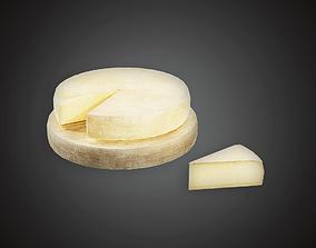 Cheese Wheel - MVL - PBR Game Ready 3D model
