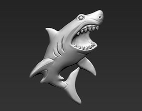 3D printable model Predatory Shark