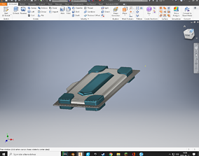 Space Engineers Explosives Component 3D printable model