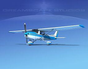 3D model Cessna C152 Aerobat V02