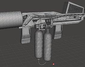 Nostromo Incinerator Digital Files for 3D printers
