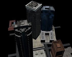 Downtown Tucson 3D