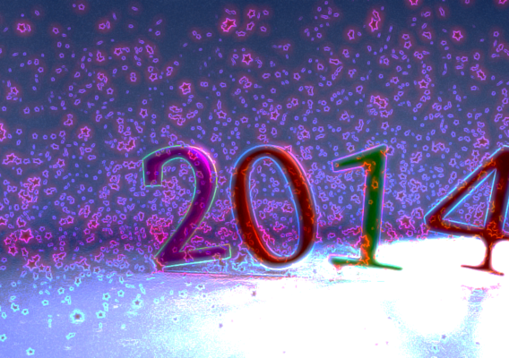 Welcome 2014 !
