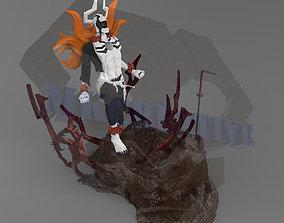 3D print model Ichigo Hollow Vaste Lorde figures