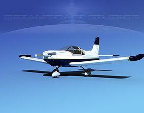 3D model Zlin Z 242 V12