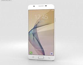 3D Samsung Galaxy J7 Prime Gold