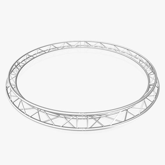 Circle Triangular Truss (Full diameter 400cm)