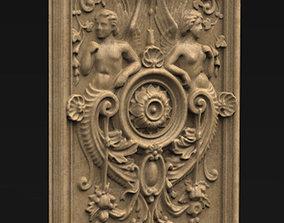 cnc Decorative marble 2 3D model