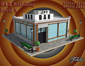 3D model game-ready BAR level