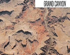 Grand Canyon arizon 3D