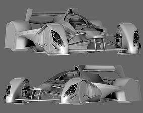 3D model RB X2010 X1 5G Formula Concept