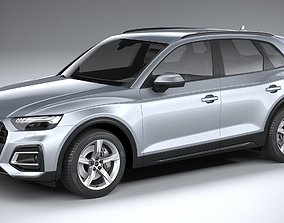 Audi Q5 2021 3D