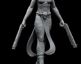 3D print model Mystique X-Men