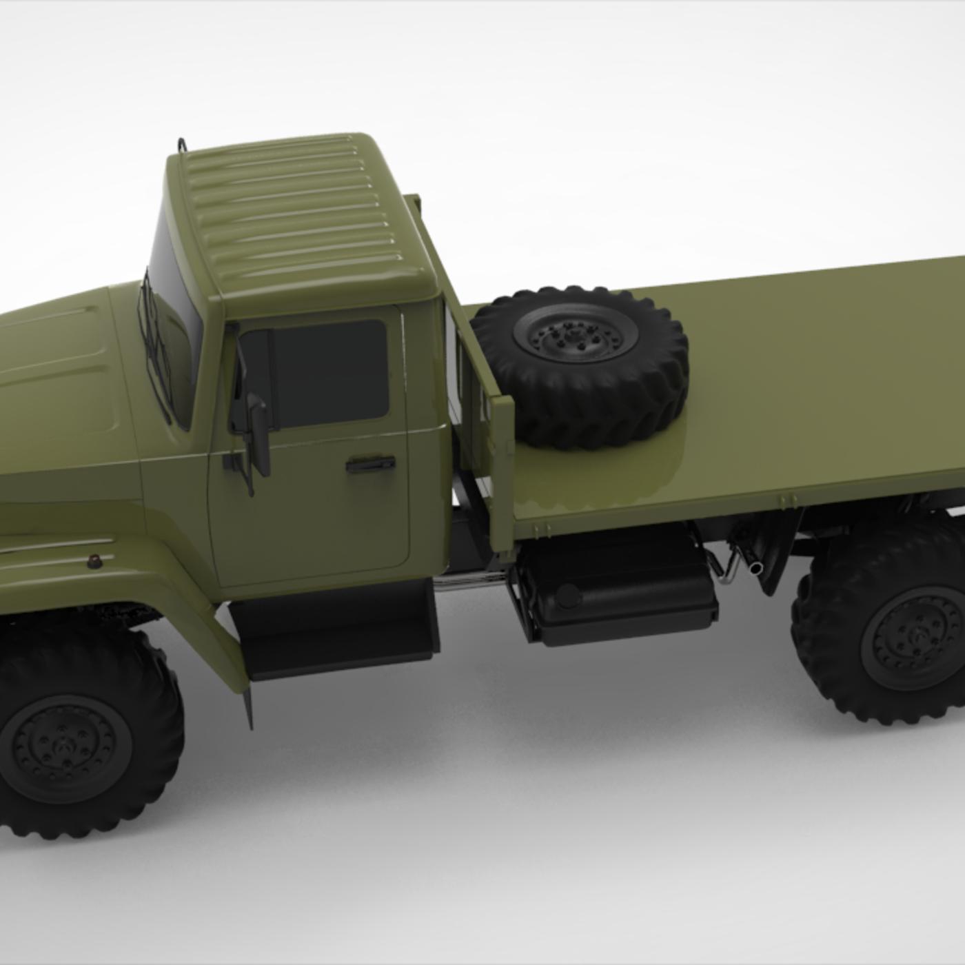 GAZ 3308 Sadko