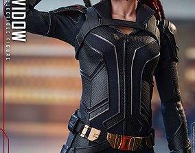 3D Print Black Widow 2021 Style Marvel Studio Figure
