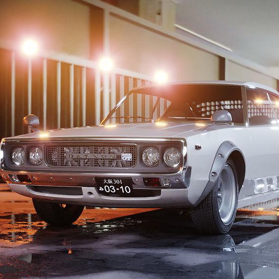 Datsun 240K